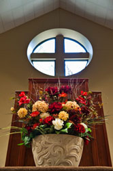 Specialists in Audio Visual installations in Churches